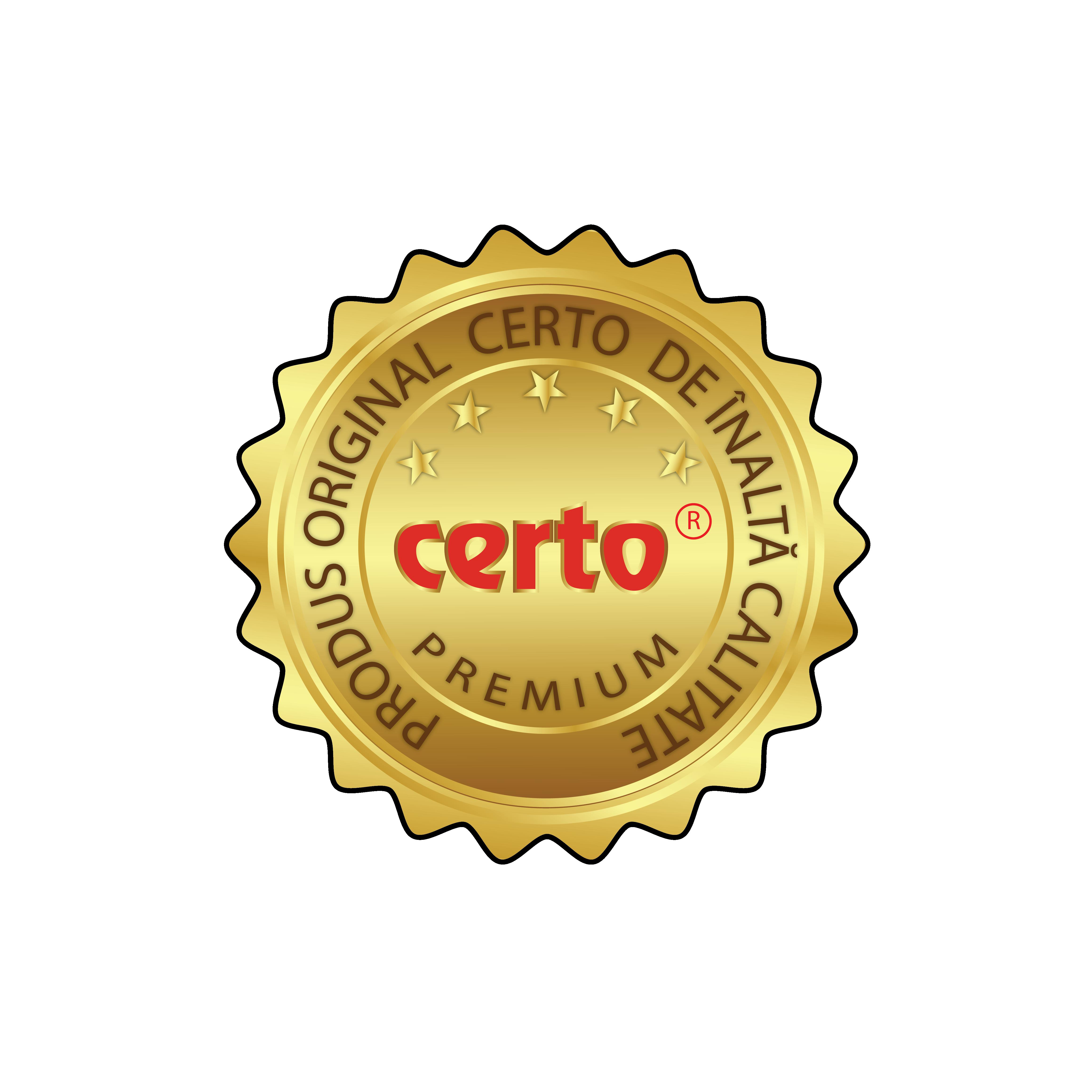 Logo Certo Gold